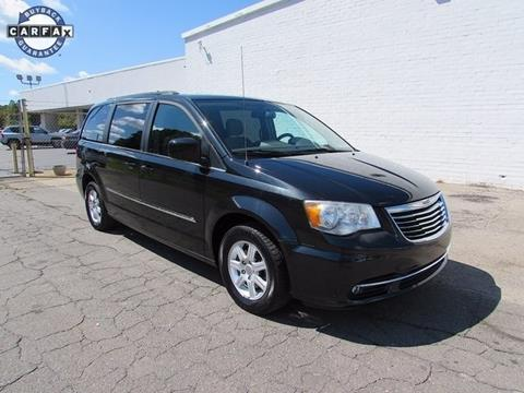 2012 Chrysler Town and Country for sale in Madison, NC