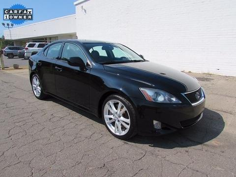 2007 Lexus IS 350 for sale in Madison, NC