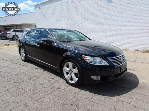 2011 Lexus LS 460 for sale in Madison, NC