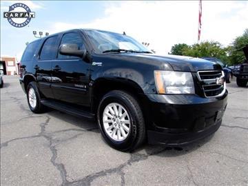 2008 Chevrolet Tahoe For Sale In North Carolina
