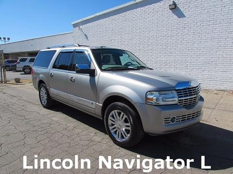 2009 Lincoln Navigator L for sale in Madison, NC