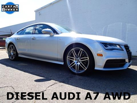 Used Audi A For Sale In Madison NC Carsforsalecom - Used audi a7