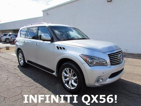 2013 Infiniti QX56 for sale in Madison, NC