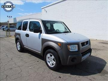 2003 Honda Element for sale in Madison, NC