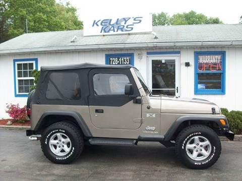 2003 jeep wrangler for sale for Paris motors grand rapids mi