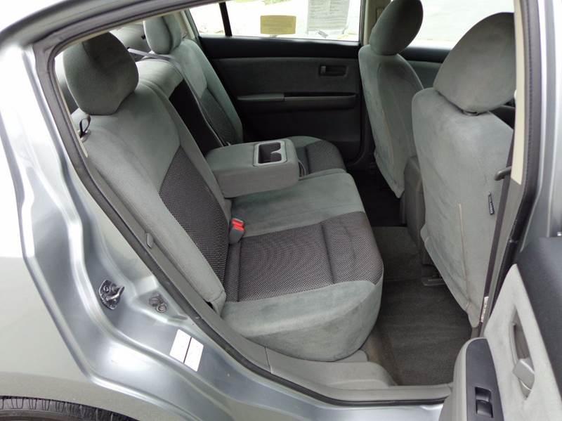 2007 Nissan Sentra 2.0 4dr Sedan (2L I4 CVT) - Somerville MA