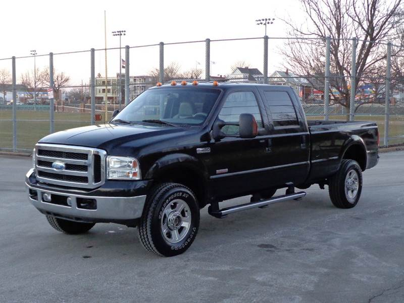 2006 Ford F-350 Super Duty Lariat 4dr Crew Cab 4WD LB - Somerville MA