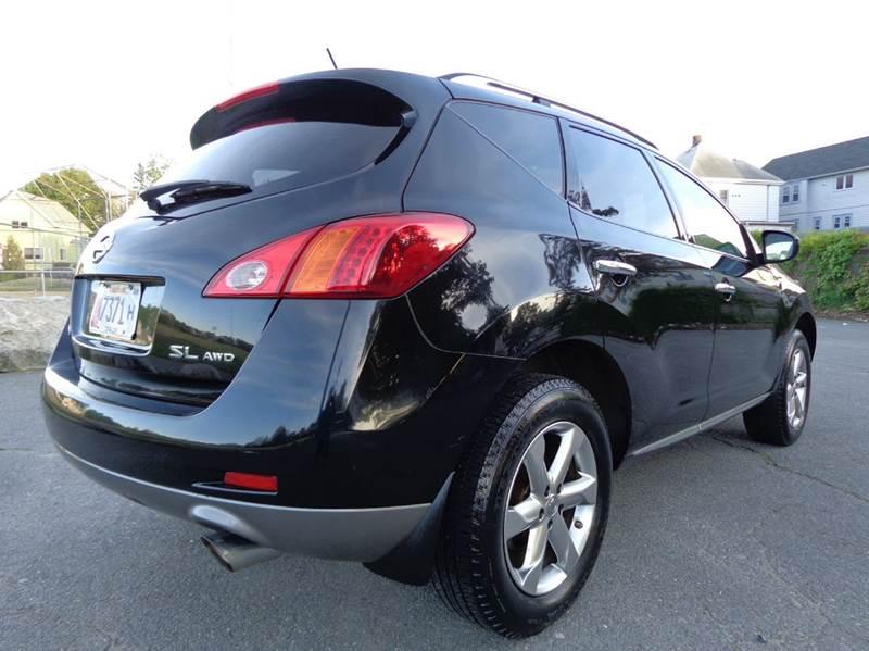 2010 Nissan Murano AWD SL 4dr SUV - Somerville MA