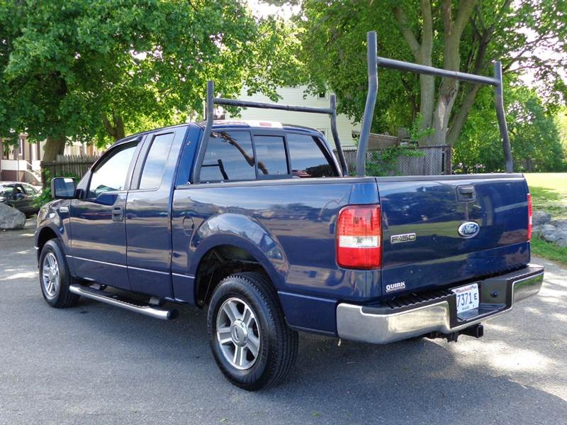 2007 Ford F-150 XLT 4dr SuperCab 4WD Styleside 5.5 ft. SB - Somerville MA