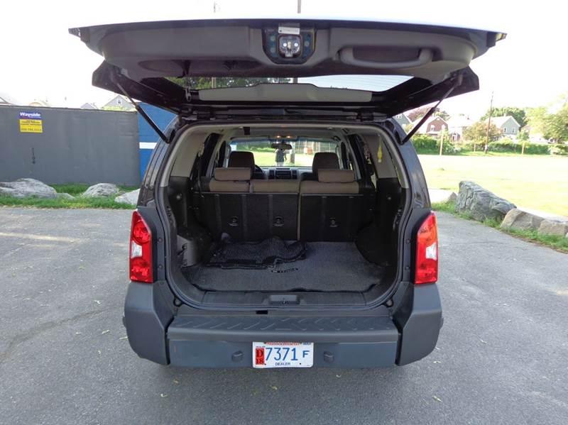2007 Nissan Xterra SE 4dr SUV 4WD - Somerville MA