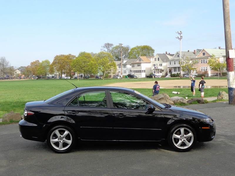 2007 Mazda MAZDA6 i Sport 4dr Sedan (2.3L I4 5A) - Somerville MA