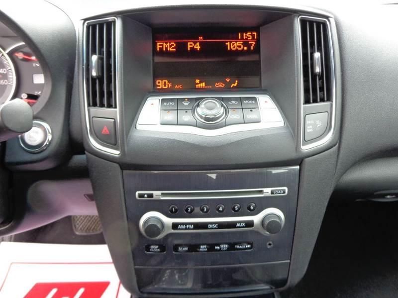 2013 Nissan Maxima 3.5 SV 4dr Sedan - Somerville MA