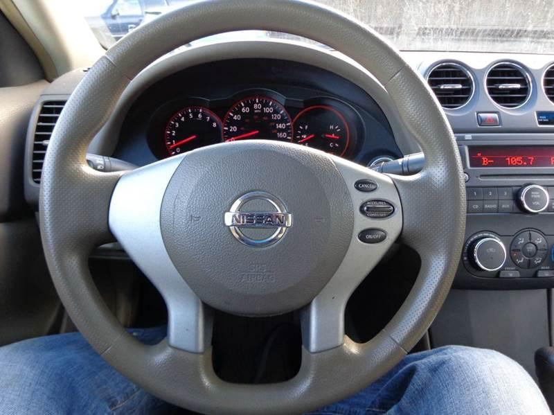 2009 Nissan Altima 2.5 S 4dr Sedan CVT - Somerville MA
