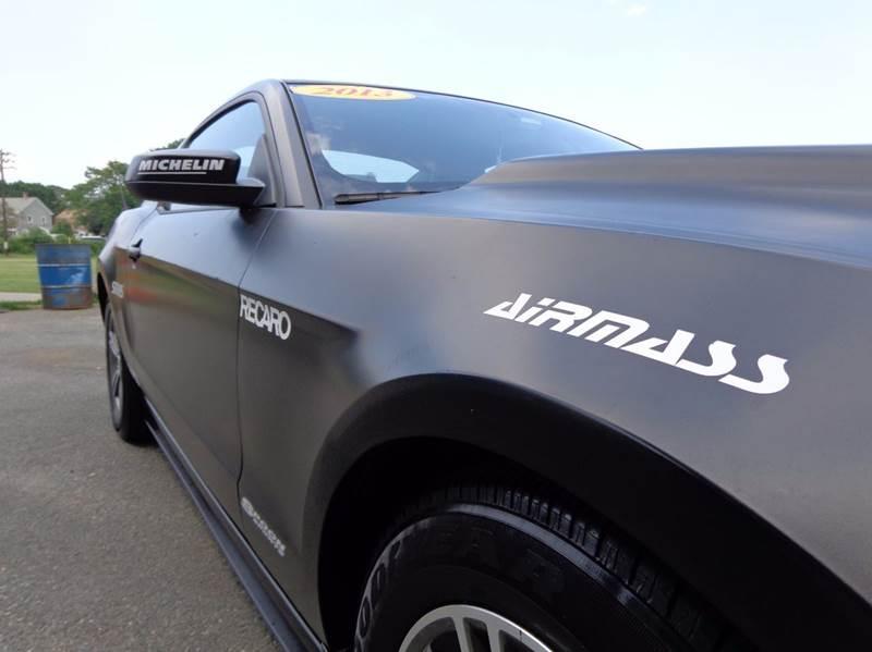 2013 Ford Mustang V6 Premium 2dr Fastback - Somerville MA