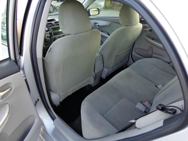 2012 Toyota Corolla LE 4dr Sedan 4A - Somerville MA