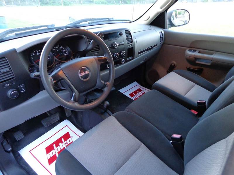 2007 GMC Sierra 1500 SL 4dr Crew Cab 4WD 5.8 ft. SB - Somerville MA