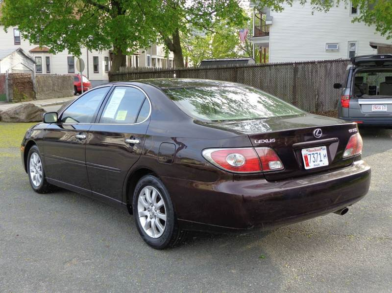 2002 Lexus ES 300 Luxury 4dr Sedan - Somerville MA