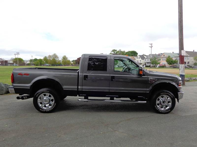 2008 Ford F-350 Super Duty Lariat 4dr Crew Cab 4WD SB - Somerville MA