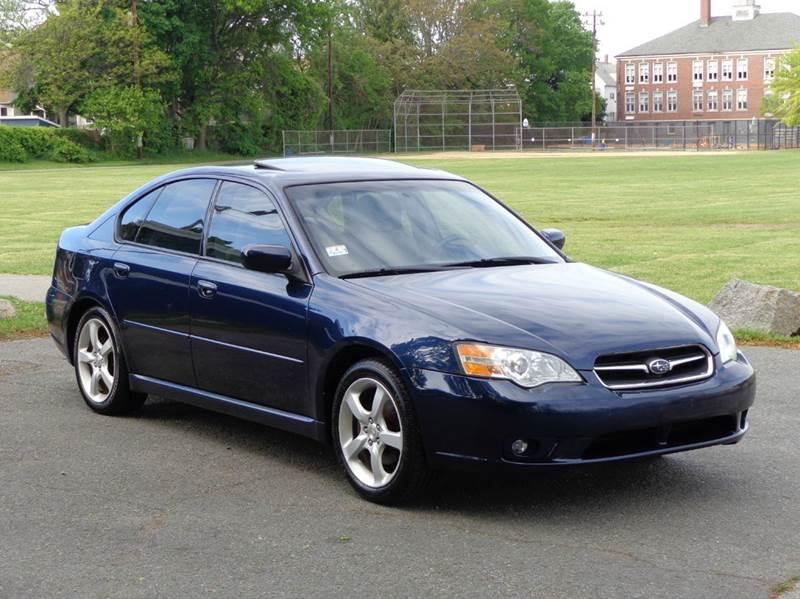 2007 Subaru Legacy AWD 2.5i Special Edition 4dr Sedan (2.5L F4 5M) - Somerville MA