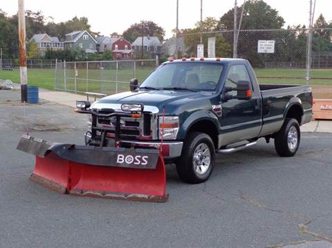 2008 Ford F-350 Super Duty for sale in Somerville, MA