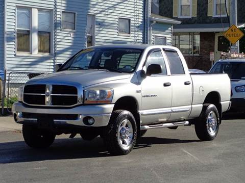 2006 Dodge Ram Pickup 2500 for sale in Somerville, MA