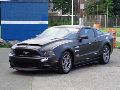 2013 Ford Mustang for sale in Somerville, MA