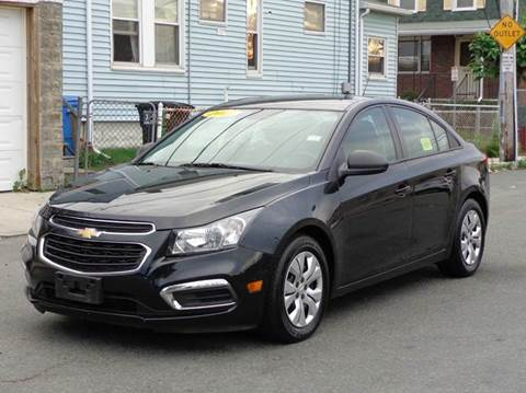 2015 Chevrolet Cruze for sale in Somerville, MA