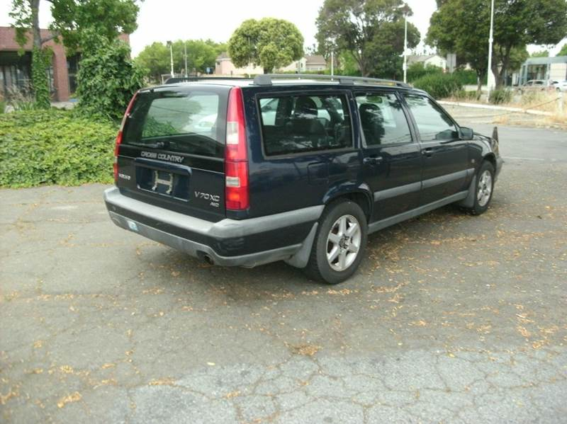 1999 Volvo V70 Xc Awd 4dr Turbo Wagon In Fremont Ca Perfect Auto Sales