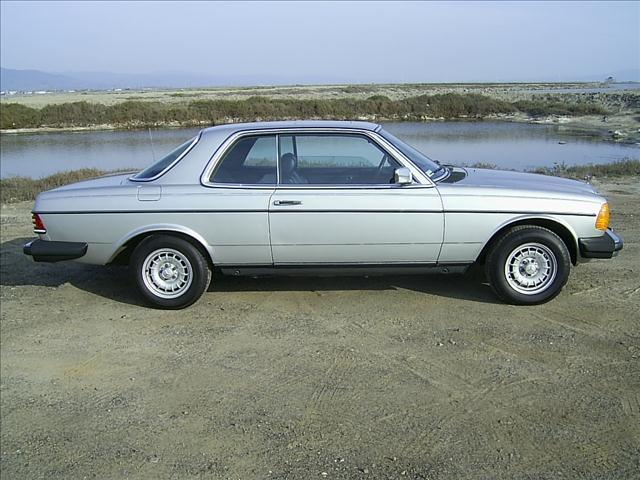 1984 Mercedes-Benz 300-Class 300CD In FREMONT CA - Perfect
