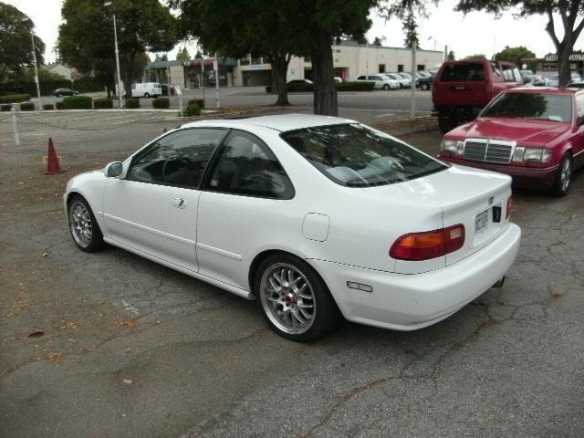 1994 Honda Civic Ex 2dr Coupe In Fremont Ca Perfect Auto Sales