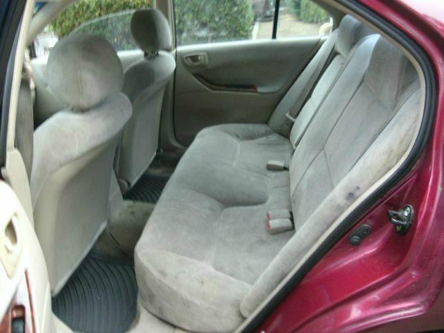 2001 Mitsubishi Galant ES 4dr Sedan - Fremont CA