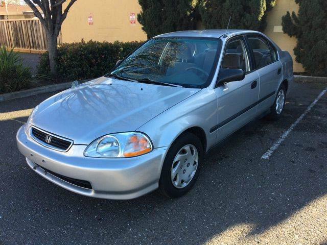 1997 honda civic lx 4dr sedan in fremont ca perfect auto for Honda fremont auto mall