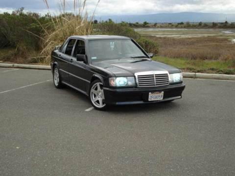 1987 Mercedes-Benz 190-Class