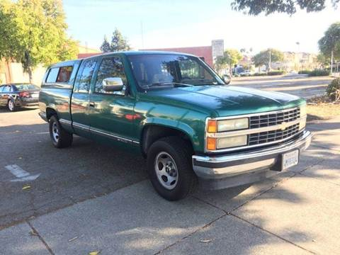 1992 Chevrolet C/K 1500 Series for sale in Fremont, CA