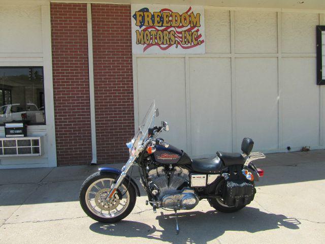 2000 Harley-Davidson 883 Custom