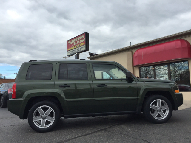 2007 jeep patriot 4x4 limited 4dr suv in zeeland mi. Black Bedroom Furniture Sets. Home Design Ideas