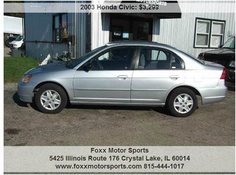 2003 Honda Civic for sale in Crystal Lake, IL