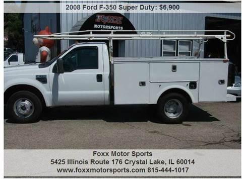2008 Ford F-350 Super Duty