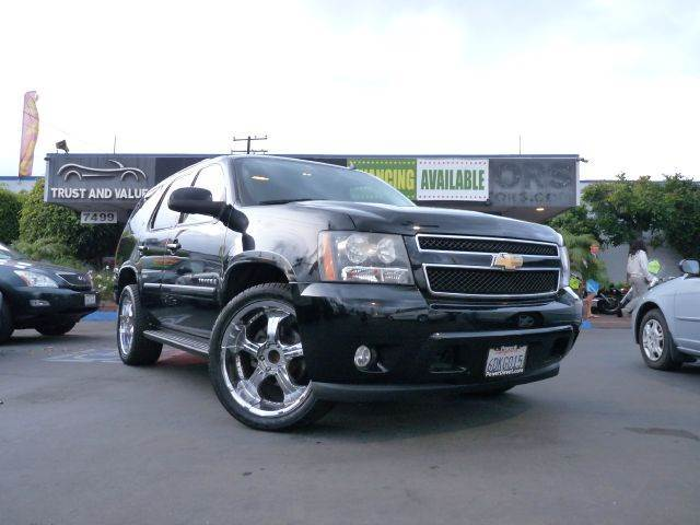 Used 2008 Chevrolet Tahoe For Sale