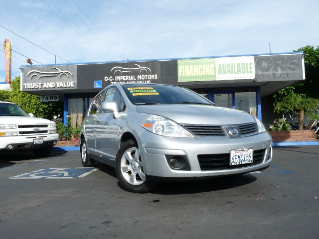Used 2009 Nissan Versa 1 8 S In Buena Park Ca At Oc