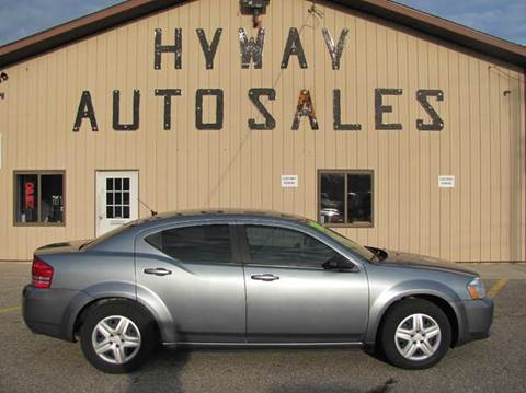 2008 Dodge Avenger for sale in Holland, MI