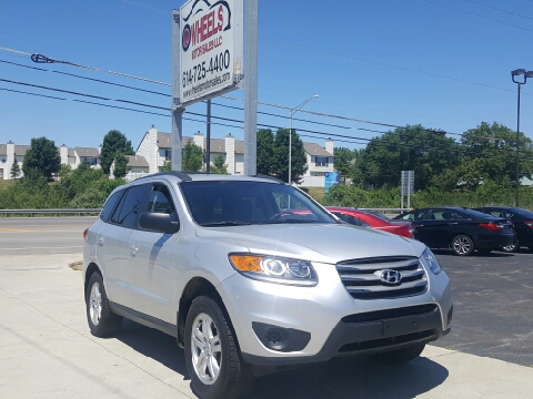 2012 Hyundai Santa Fe for sale in Columbus, OH