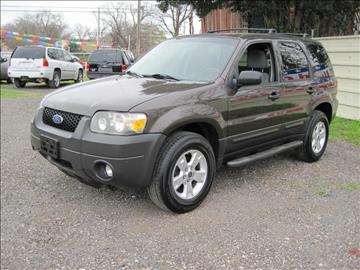 2007 Ford Escape for sale in San Antonio, TX