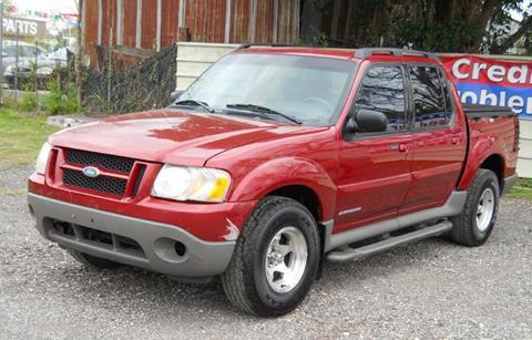 2001 Ford Explorer Sport Trac for sale in San Antonio, TX