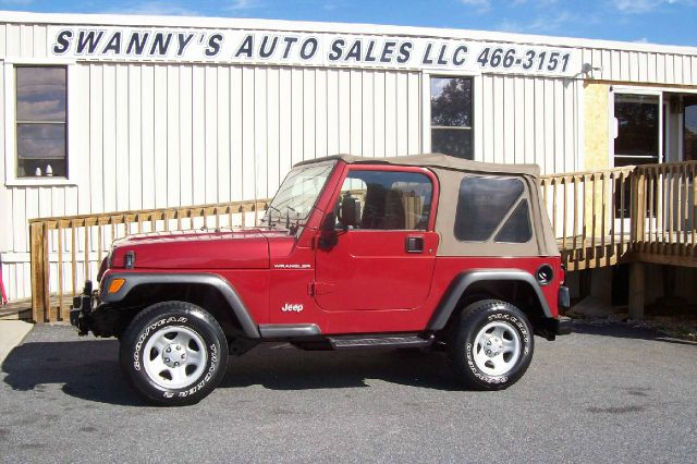 1998 Jeep Wrangler for sale in Newton NC