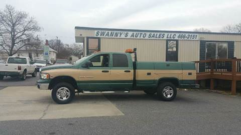 2005 Dodge Ram Pickup 3500 for sale in Newton, NC