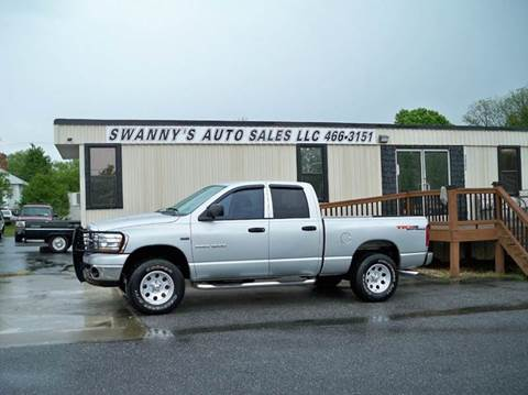 2006 Dodge Ram Pickup 1500 for sale in Newton, NC