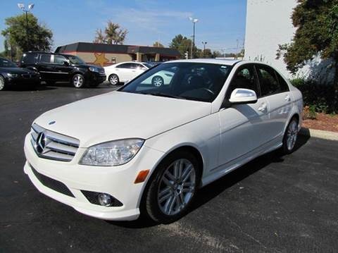 2009 Mercedes-Benz C-Class for sale in Louisville, KY