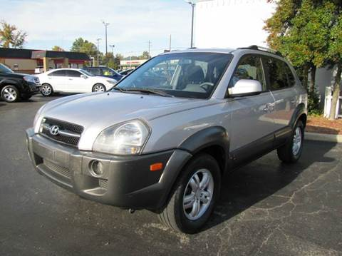 2006 Hyundai Tucson for sale in Louisville, KY