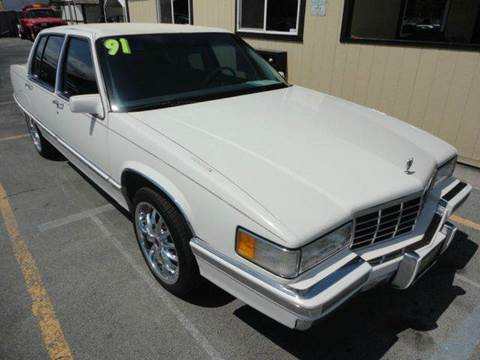1991 Cadillac Fleetwood for sale in Yakima, WA